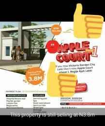 Residential Land Land for sale Sapati by Bogije Lekki Epe Expressway Epe Road Epe Lagos