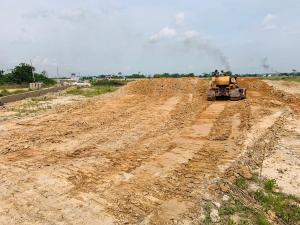 Land for sale  Opposite Christopher University (beside RCCG Youth church) Mowe Obafemi Owode Ogun