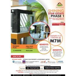 Serviced Residential Land Land for rent Opposite Amen Estate Phase 2 Eluju Ibeju-Lekki Lagos