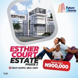 Mixed   Use Land Land for sale Esther Court Estate Phase2 Okun Olofin. Ibeju-Lekki Lagos
