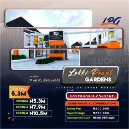 Mixed   Use Land Land for sale Lekki Pearl Garden Abijo Igbo-efon Lekki Lagos