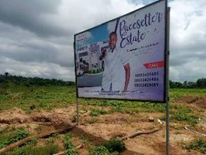 Residential Land for rent Pacesetter Estate, Alabata By Moniya, Ibadan Moniya Ibadan Oyo