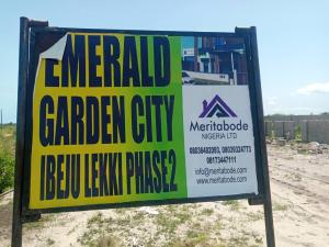 Commercial Land Land for sale Imedu Village Orimedu Ibeju-Lekki Lagos