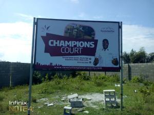 Residential Land Land for sale Eleko Junction Behind Amen Estate Eleko Ibeju-Lekki Lagos