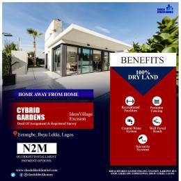 Residential Land Land for sale -- Eleranigbe Ibeju-Lekki Lagos