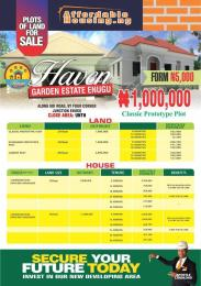 Land for sale ALONG UDI ROAD BY FOUR CORNER JUNCTION Nearest to UNTH  Udi Agwu Enugu