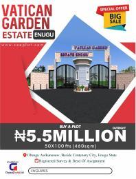 Residential Land Land for sale Centenary city lifestyle Amaechi  Nkanu Enugu
