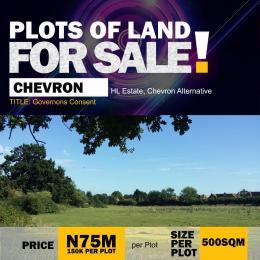 Mixed   Use Land for sale Chevron Lekki chevron Lekki Lagos