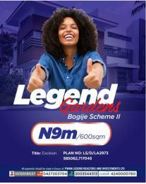 Land for sale Lekki Lagos