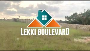 Residential Land Land for sale 3 minutes drive away from la campagne tropicana resort Akodo Ise Ibeju-Lekki Lagos