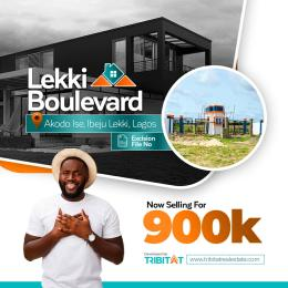 Residential Land Land for sale Owode Ise 3 Minutes Drive From La Campagne Tropicana Resorts Akodo Ise Ibeju-Lekki Lagos