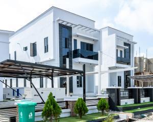 5 bedroom Semi Detached Duplex for sale Megamound Ikota Lekki Lagos
