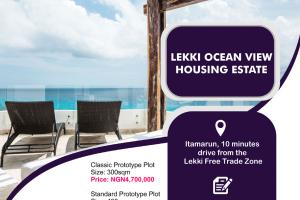 Mixed   Use Land Land for sale Itamarun, 10 minutes drive from the Lekki Free Trade Zone. Free Trade Zone Ibeju-Lekki Lagos