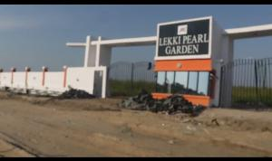 Mixed   Use Land Land for sale Behind Amity Estate And 1 Minute Drive From Lekki Epe Expressway Lekki Lagos