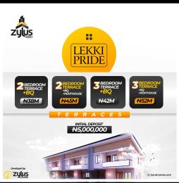 Semi Detached Duplex for sale Lekki Phase 2 Lekki Lagos