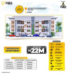 Blocks of Flats House for sale 1bedroom Apartment Abraham adesanya estate Ajah Lagos
