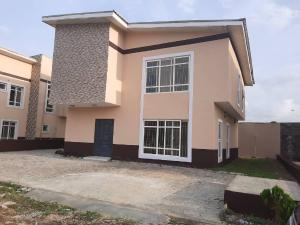 Detached Duplex House for rent pearl nuga park estate, SANGOTEDO. AJAH Sangotedo Ajah Lagos