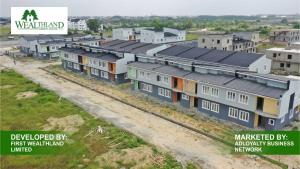 Terraced Bungalow House for sale Oribanwa Awoyaya Ajah Lagos