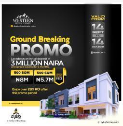 Residential Land for sale Ikola Road Alagbado Alimosho Lagos