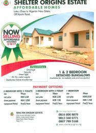 2 bedroom Detached Bungalow House for sale Loko, Off Karshi Road. Kurudu Abuja