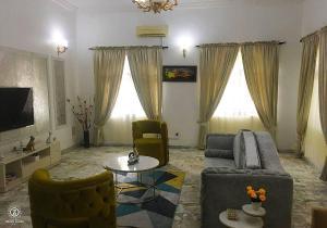 Mini flat for shortlet 2nd Toll Gate chevron Lekki Lagos