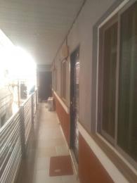 1 bedroom mini flat  Mini flat Flat / Apartment for rent Gbadamosi ojodu off school close to food union. Berger Ojodu Lagos