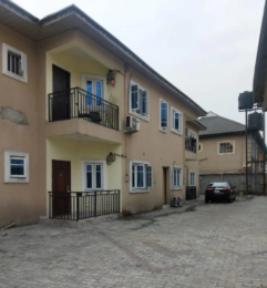 3 bedroom Flat / Apartment for rent Off Alcon Road, PETER ODILI EXTENSION, Woji Port Harcourt Rivers