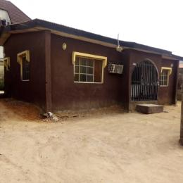 Detached Bungalow House for sale Amikanle Command  Abule Egba Abule Egba Lagos