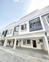 3 bedroom Terraced Duplex House for sale Lafiaji chevron Lekki Lagos