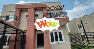 4 bedroom Semi Detached Duplex House for rent Urban shelter  Lokogoma Abuja
