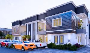 4 bedroom Semi Detached Duplex House for sale The Estate Is Situated At Lekki Scheme 2, Less Than Minutes Drive From Abraham Adesanya Roundabout, Ajah, Eti Osa, Lagos. Lekki Scheme 2 Ajah Lagos
