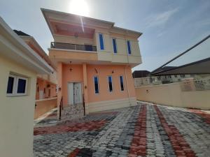 4 bedroom Semi Detached Duplex House for rent thomas estate ajah Osapa london Lekki Lagos