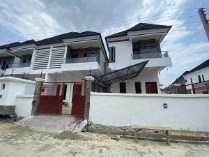 4 bedroom Detached Duplex for sale Chevron Lekki chevron Lekki Lagos