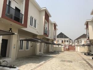 4 bedroom Terraced Duplex House for sale lafiaji,  Lekki Lagos