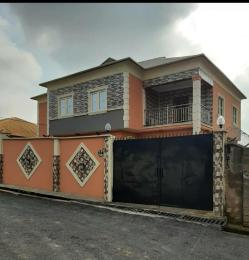 4 bedroom Detached Duplex House for rent Ogba Off College Road In An Estate. Aguda(Ogba) Ogba Lagos