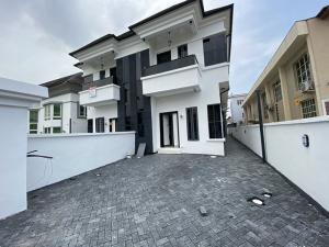 5 bedroom Semi Detached Duplex for sale Osapa Lekki Lagos