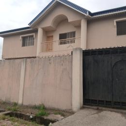 5 bedroom Detached Duplex House for sale Mancity Ago palace Okota Lagos