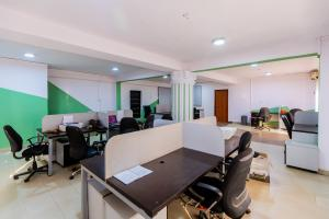 Workstation Co working space for shortlet Olu Koleosho Street,  Obafemi Awolowo Way Ikeja Lagos