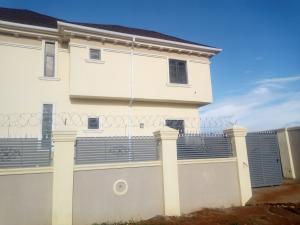 5 bedroom Terraced Duplex House for sale By Aduvie School Jahi Abuja
