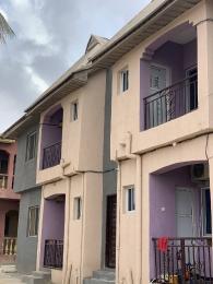 2 bedroom Flat / Apartment for rent Alh Saubana Ogundipe Street, Abule Egba, Lagos Abule Egba Abule Egba Lagos