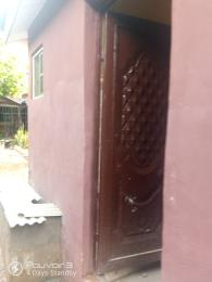 1 bedroom mini flat  Self Contain Flat / Apartment for rent Off Church rd Agbele Abule Egba Abule Egba Lagos