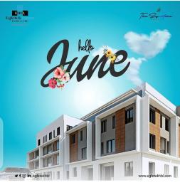 2 bedroom Blocks of Flats House for sale 2 Bedroom Apartment In The Signature Laurel Lekki Gardens estate Ajah Lagos
