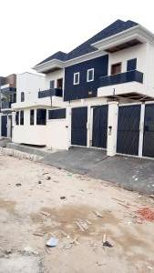 4 bedroom Detached Duplex House for sale Chevron lekki lagos state Nigeria  chevron Lekki Lagos