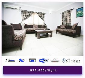2 bedroom Flat / Apartment for shortlet Oniru Lagos Kofo Abayomi Victoria Island Lagos