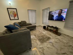 2 bedroom Self Contain Flat / Apartment for shortlet ... chevron Lekki Lagos
