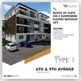 3 bedroom Flat / Apartment for sale 6th and 9th avenue Mabushi Abuja
