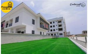 4 bedroom Detached Bungalow House for sale Abijo GRA Abijo Ajah Lagos