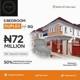 3 bedroom House for sale VGC Lekki Lagos