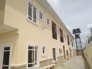 3 bedroom Terraced Duplex House for rent Opposite crown estate  Crown Estate Ajah Lagos
