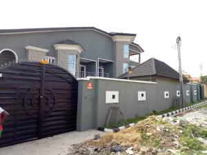 4 bedroom Detached Duplex House for sale Pine Avenue Alalubosa Ibadan Oyo